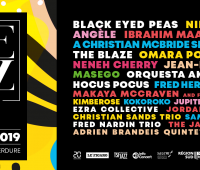 Angèle tête d'affiche du Nice Jazz Festival 2019