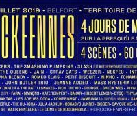 Eurockéennes 2019 : tous les noms !