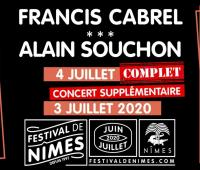 Festival de Nîmes 2020 : la suite de la programmation