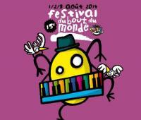 Festival du Bout du Monde 2014 : l'affiche compl�te