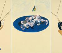 Francis Bacon en toutes lettres au Centre Pompidou