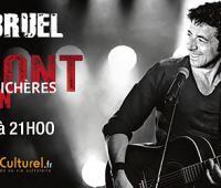 Gagnez 2 billets pour le concert de Bruel
