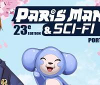 Gagnez 2 entrées pour le Paris Manga & Sci-Fi Show