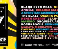 Ibrahim Maalouf et Haïdouti Orkestra au Nice Jazz Festival 2019