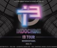 Indochine : 9 nouvelles dates pour le 13 Tour