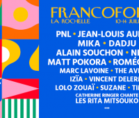 Les Francos de La Rochelle 2020 accueillent Catherine Ringer !