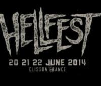 Les t�tes d'affiches du Hellfest 2014