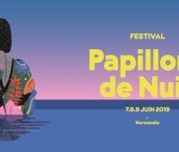 Maître Gims au Festival Papillons de Nuit 2019