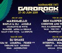 PLK sera à Garorock 2019