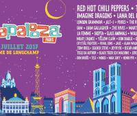Red Hot Chilli Peppers Tête d'affiche de Lollapalooza Paris