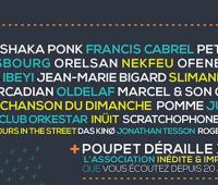 Retrouvez Francis Cabrel au Festival de Poupet