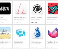 Rock en Seine disponible sur mobile android !