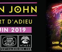 Roger Hodgson au Festival de Nîmes 2019