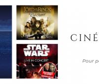 Star Wars en ciné-concert partout en France en 2019