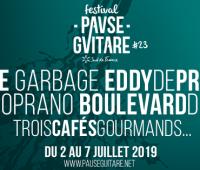 Zazie, Soprano et Garbage à Pause Guitare 2019