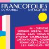 22 nouveaux noms pour les Francofolies 2019