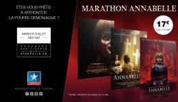 Marathon Annabelle au Kinépolis de Rouen !