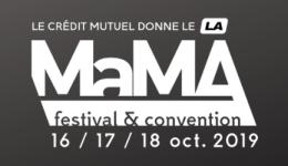 MaMA le Festival d'Octobre