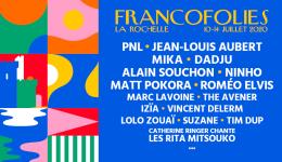 Francos 2020 : Les premiers noms !