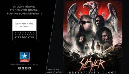 Slayer - The Repentless Killogy : gagnez vos places