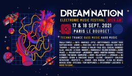 Dream Nation 2021 : full line up et concours
