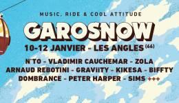 Garosnow 2020 : la billetterie est ouverte !