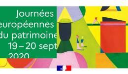 Journée Européenne du Patrimoine 2020