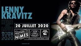 Les premiers noms du Festival de Nîmes 2020