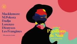 Papillons de Nuit 2020 : 6 premiers noms !