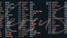 Vitaa Slimane Versus Tour : les dates reportées