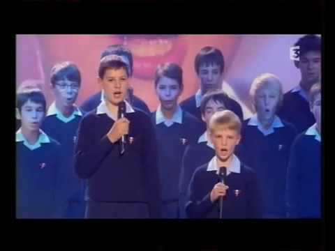 Les Petits chanteurs � la croix de bois