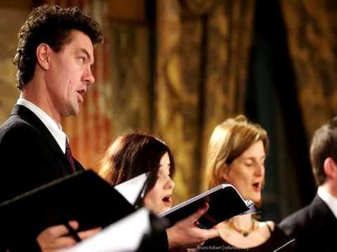 Choeur du Collegium Vocale Gent