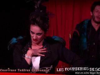 Le Chapiteau Théâtre Compagnie