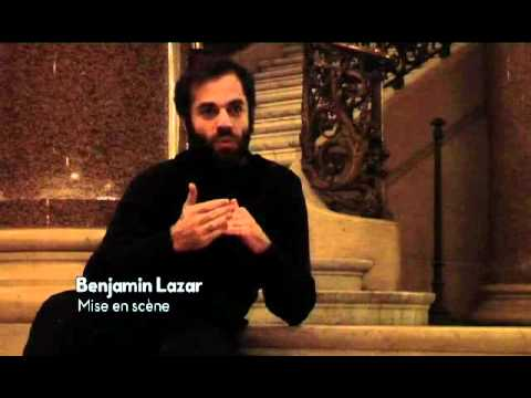 Benjamin Lazar