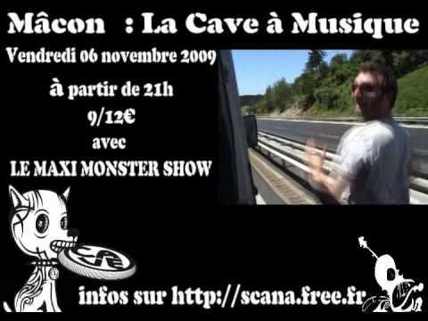 Le Maxi Monster Music Show