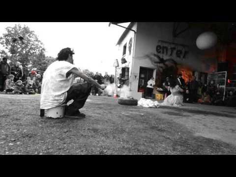 Chalon dans la rue 2014