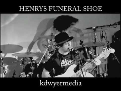Henry's Funeral Shoe