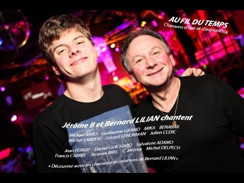 Bernard Lilian et Jérôme B duo