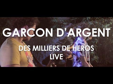 GARÇON D'ARGENT