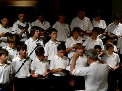 Les Petits Chanteurs de Sainte-Croix de Neuilly