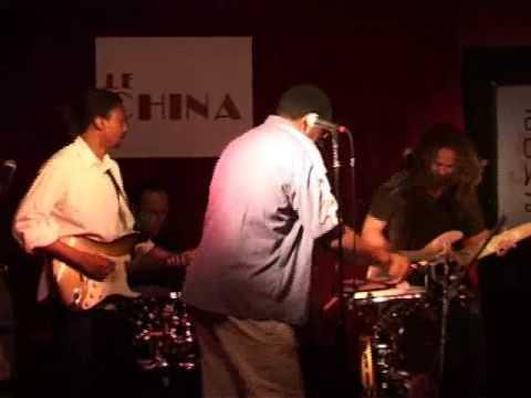 Deldongo Quartet Jazz � Paris 1er - Le 7 juillet 2012