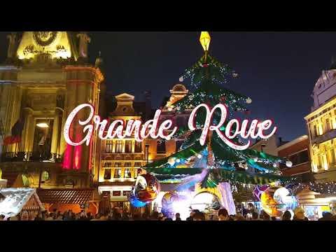 Cité de Noël de Béthune 2018