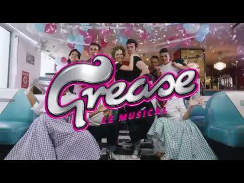 Spectacle Grease à Paris 2017