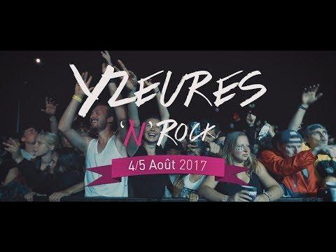 Festival Yzeures'n'rock 2018