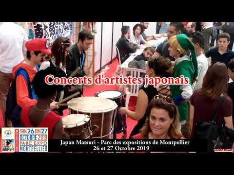 Japan Matsuri 2019 - Festival des cultures asiatiques
