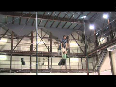 La Cascade - Pôles Nationaux des Arts du Cirque