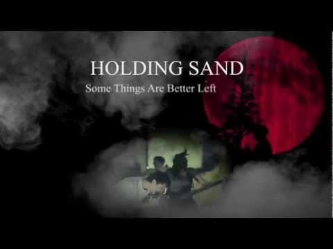 Holding Sand