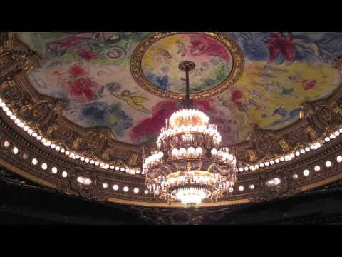 Palais Garnier Opéra de Paris