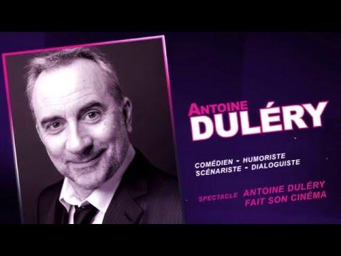 Antoine Duléry fait son cinéma... mais au théâtre