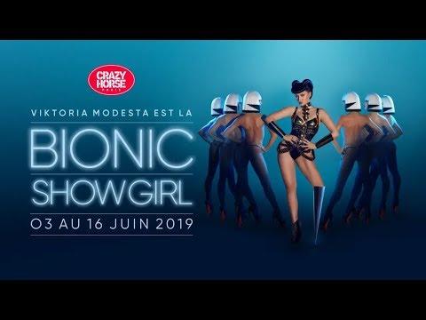 Bionic Showgirl - Crazy Horse